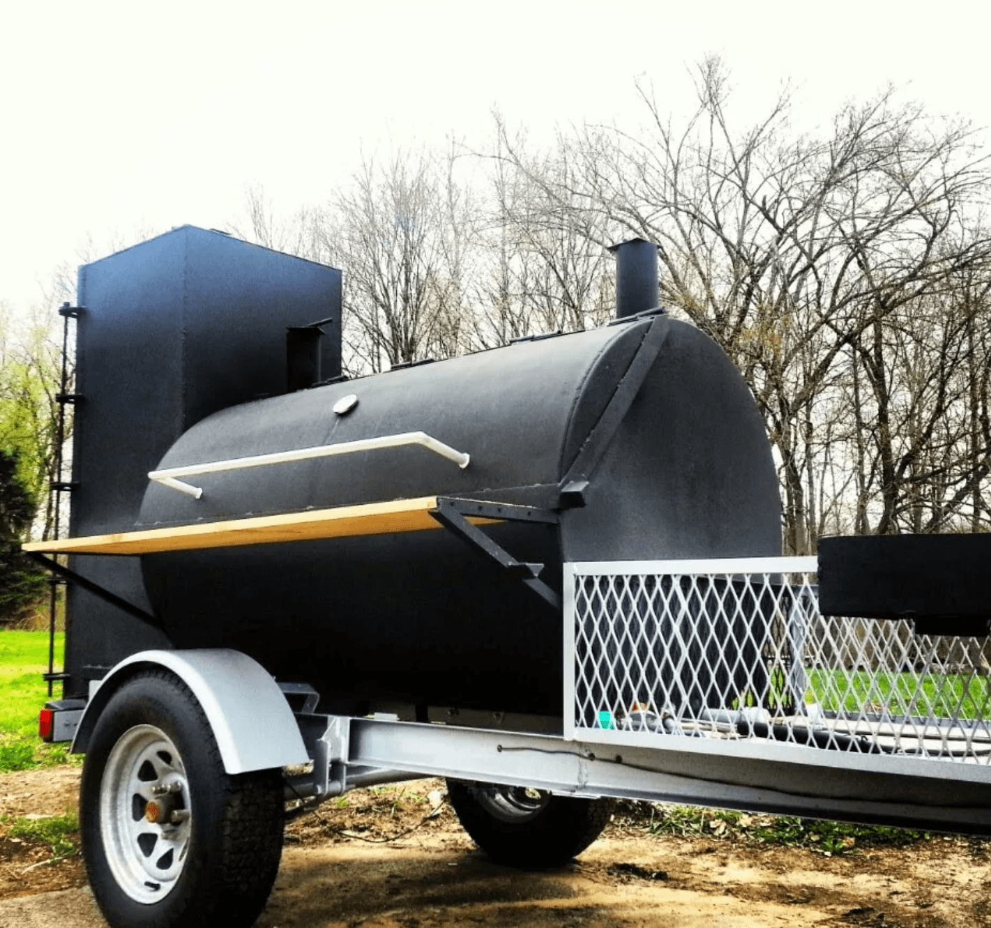 Caddy Shack BBQ Smokers in Wilmington